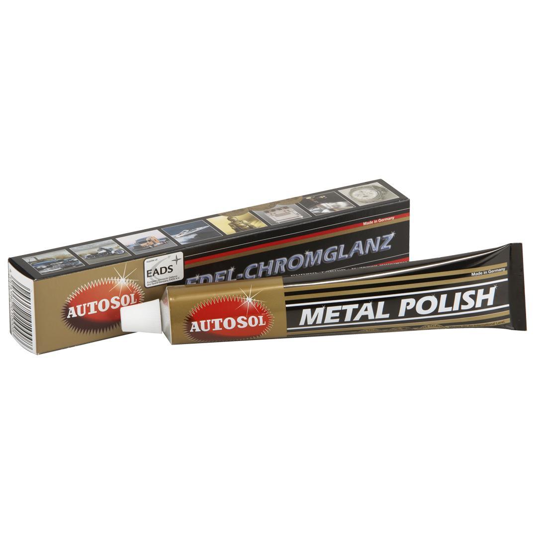 Leštící a čistící pasta AUTOSOL Metal Polish 75ml