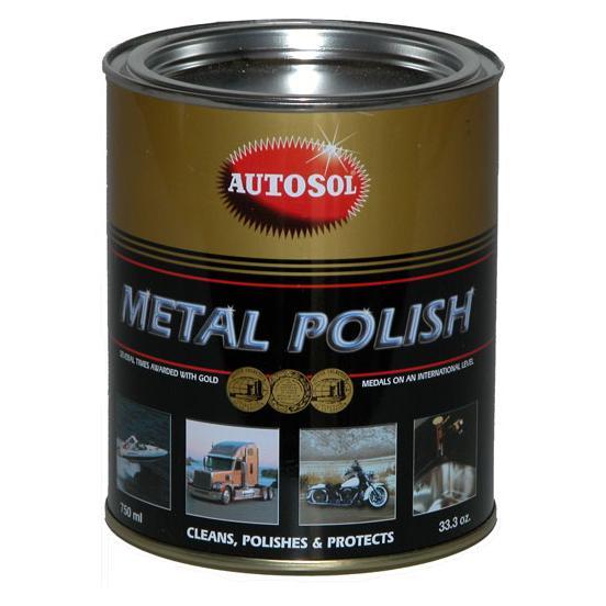 Leštící a čistící pasta AUTOSOL Metal Polish 750ml