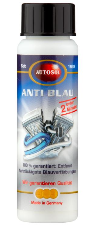 Čisticí a leštící pasta na svody AUTOSOL Bluing Remover